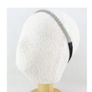 Headband vert aqua