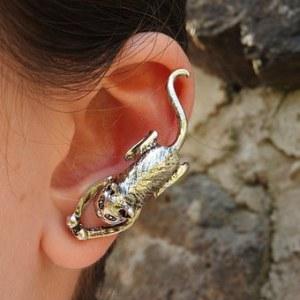 Boucles d'oreilles Animaux