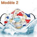 Modèle 2 + 2 Filtres