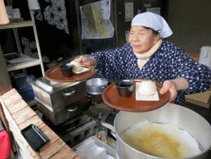 Boutique Japan Featured Travelers Kyoto Higashiyama tofu dumplings