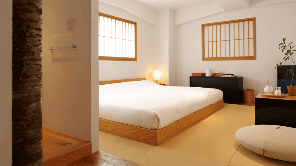 Room 604 at the CLASKA Hotel, Tokyo, Japan