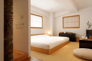 CLASKA Hotel Tokyo Japan Tatami Room 604