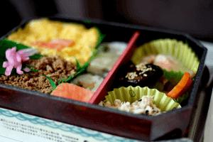 Boutique Japan Featured Travelers bento bullet train