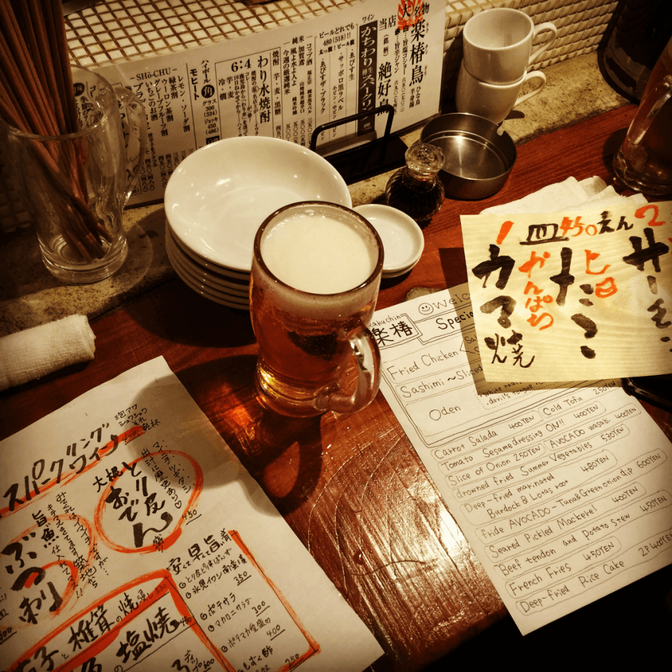 A lively izakaya in Tokyo. Two Weeks in Japan, A Perfect Itinerary by Boutique Japan