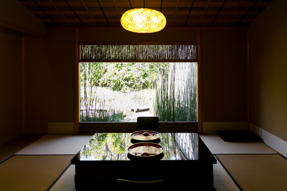 Room at Kikunoi, Kyoto. You Have to Eat These Dishes in Kyoto, by Boutique Japan.