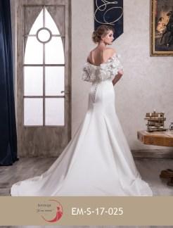 Robe de mariée empire (disponible en blanc)