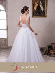 Robe de mariée princesse (disponible en ivoire et blanc)