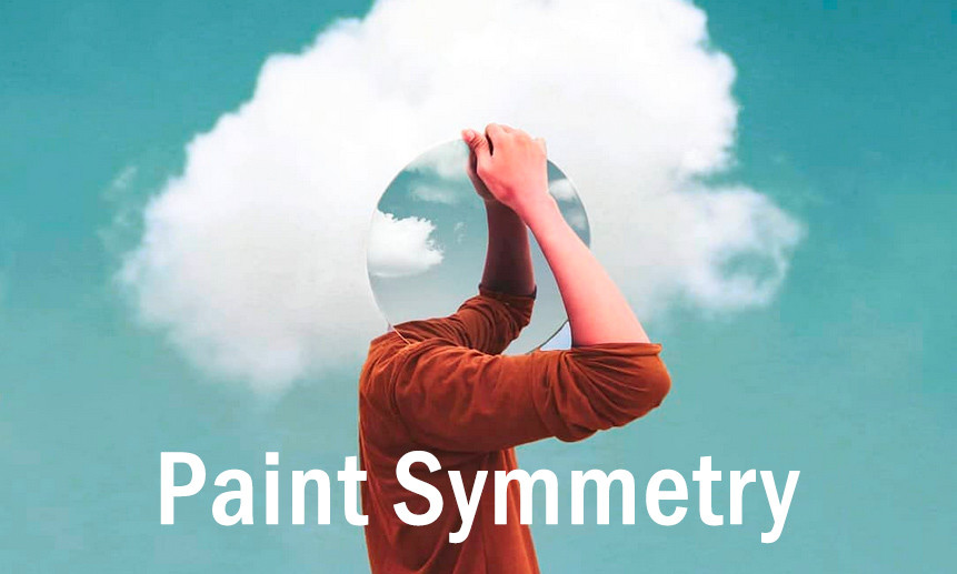 Boutique Retouching paint-symmetry-video All Things Adobe Photoshop CC 2019 & New Features