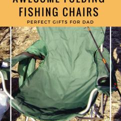 Green Fishing Chair Gentlemans Awesome Folding Chairs Are Perfect Gifts For Dad