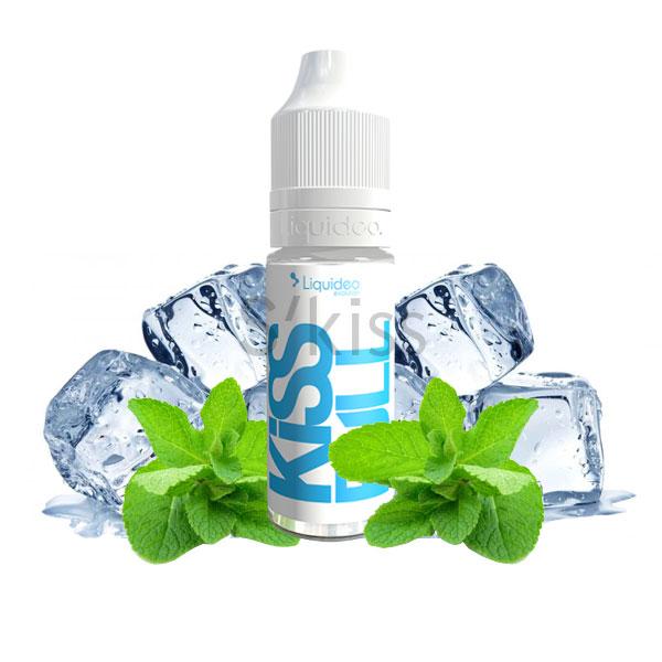 E-liquide Kiss full menthe glaciale par Liquideo