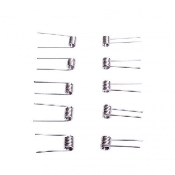 10 coils thunderhead kanthal