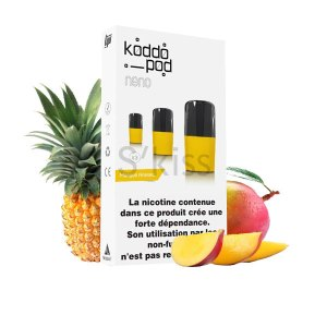 Pod Nano V2 Mangue Ananas – Le French Liquide