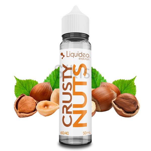 Crusty Nuts 50ml Liquideo