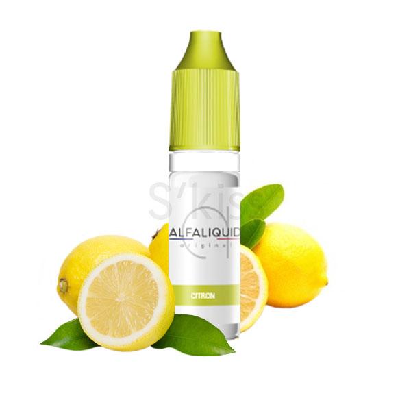 Citron Alfaliquid 10ml