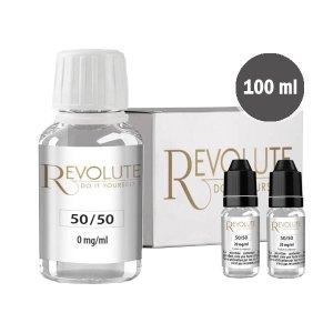 Pack DIY 100ml  – Revolute