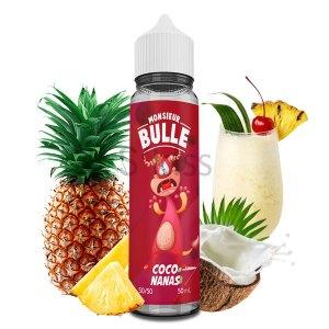 Coco Nanas 50ml – Monsieur Bulle