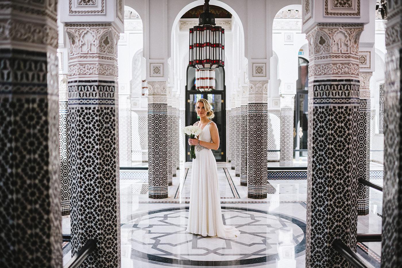 La Mamounia Marrakech Wedding 01 Boutique Souk