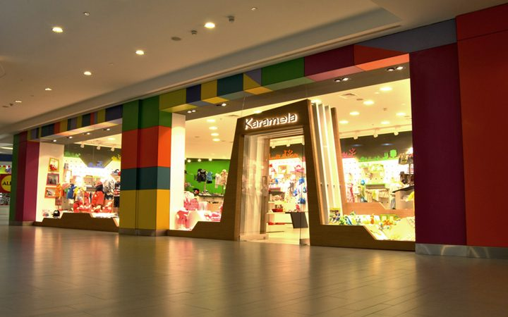 Cheap Retail Childrens Clothes Shops Interior Design