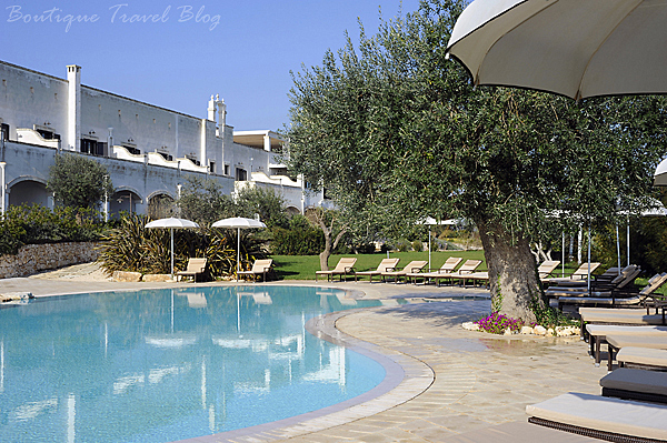 Feature: 5 star luxury at Borgobianco Resort & Spa, Puglia