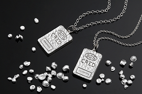 The World's First Fairtrade & Fairmined Silver Jewellery available today!