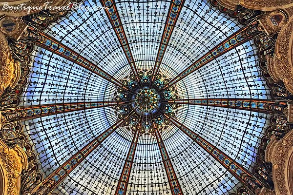 Galeries Lafayette dome