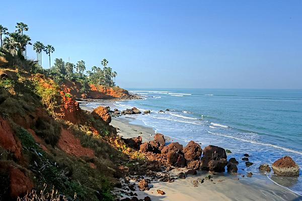 Ngala cliffs