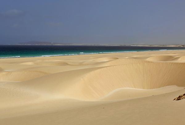 Boa Vista sand dunes