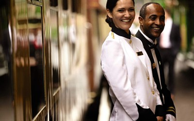 Step back in time with a ride on the British Pullman