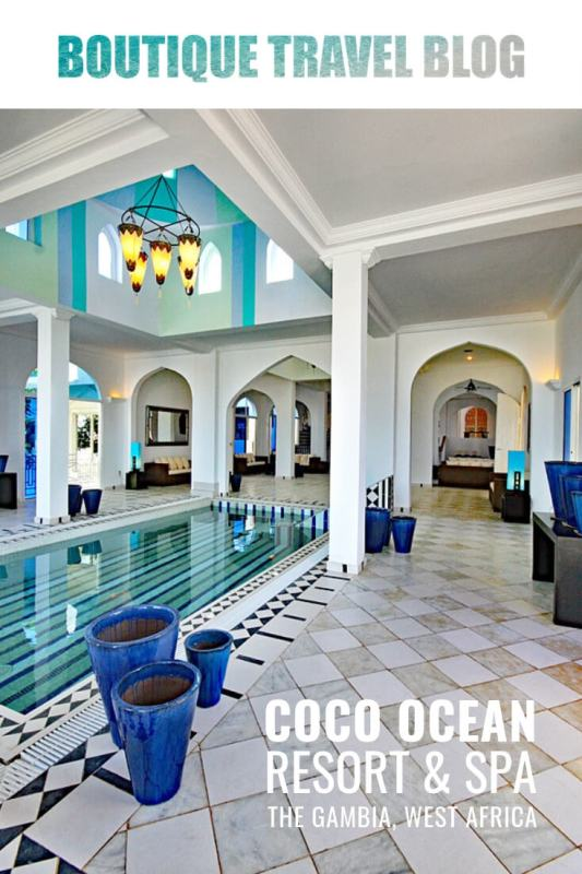 Coco Ocean Resort & Spa, Gambia, West Africa