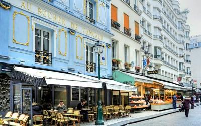 Favourite Streets of Paris: rue Montorgueil