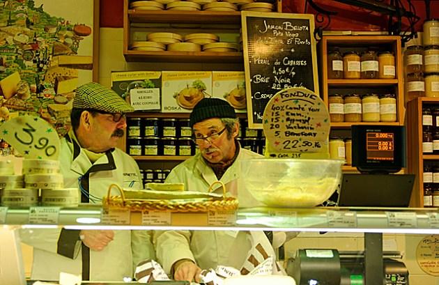 rue Montorgueil, Paris, best food street in Paris