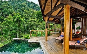 luxury sustainable travel