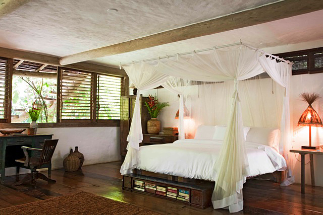 luxury sustainable eco resort