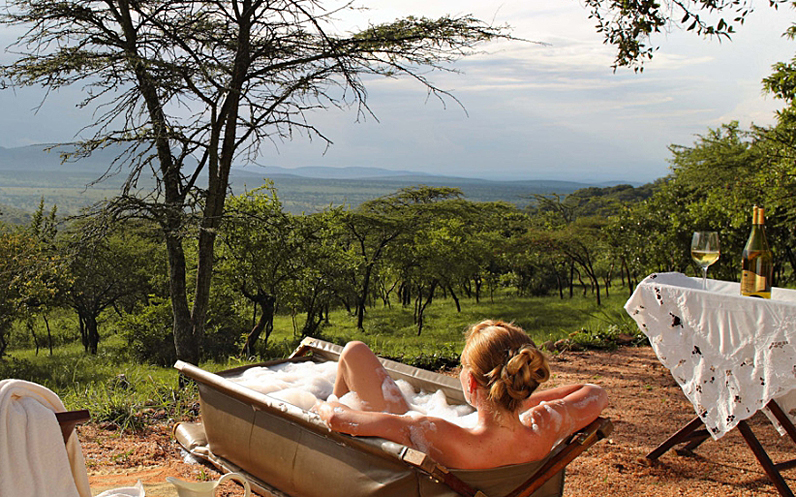 5 favourite luxury safari camps in Africa