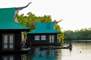 Mandina Floating Lodges, Gambia eco-retreat