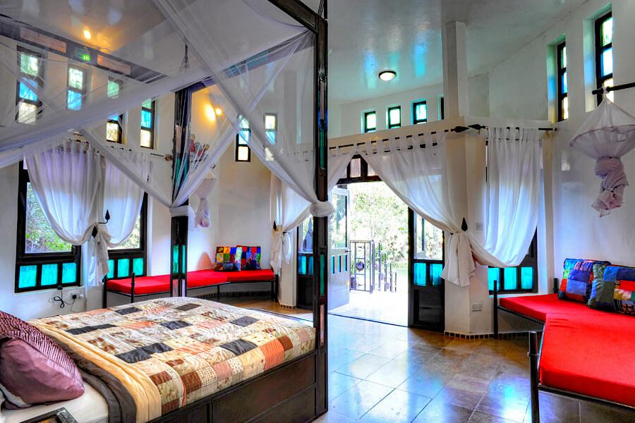 Jungle Lodge, Mandina Lodges, Makasutu Forest, The Gambia