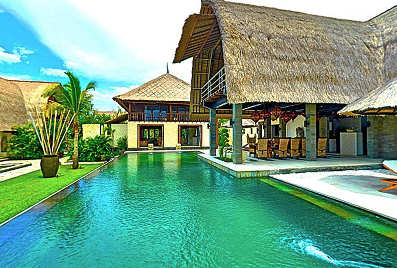 Virtual Tour of Villa Buddha, Bali