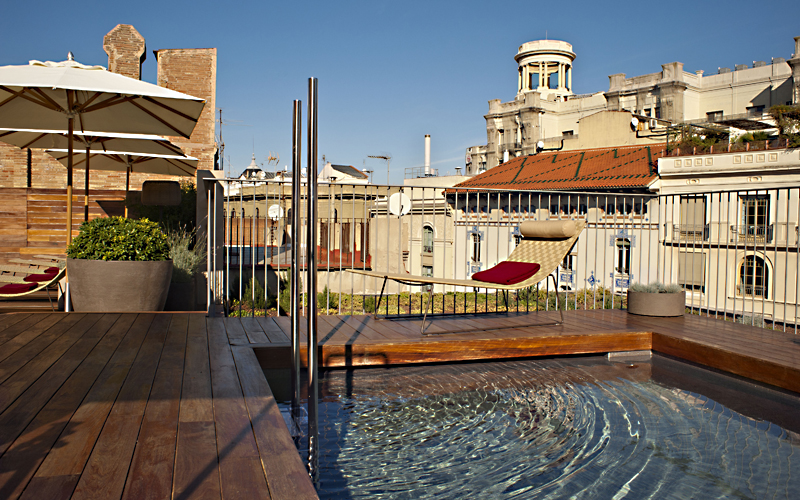 Best boutique hotel in Barcelona