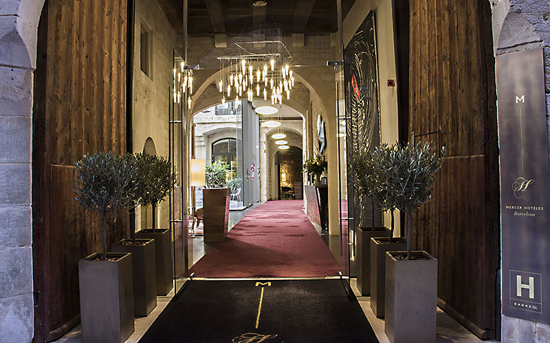 Best boutique hotel Barcelona