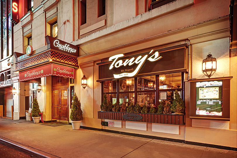 Tony's, New York