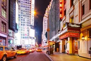 Casablanca Hotel < new york