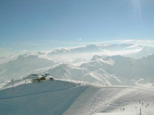 Courchevel, French Alps