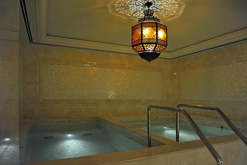 The Ritz Carlton Spa