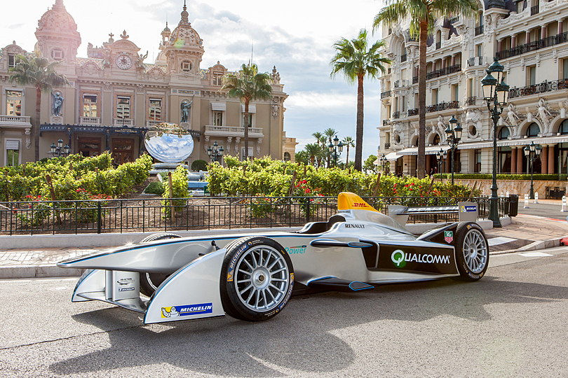 Formula E Grand Prix Launches in Monaco