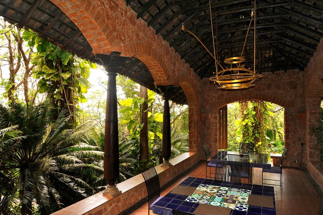 Nilaya Hermitage, a unique lluxury boutique hotel in Goa