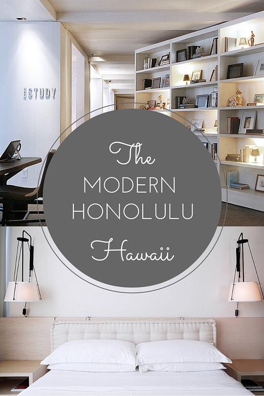 The Modern Honolulu, Wakiki, Hawaii