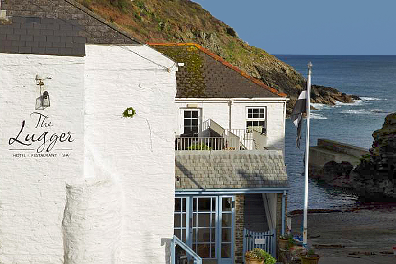 The Lugger Hotel – A Rural Cornish Idyll