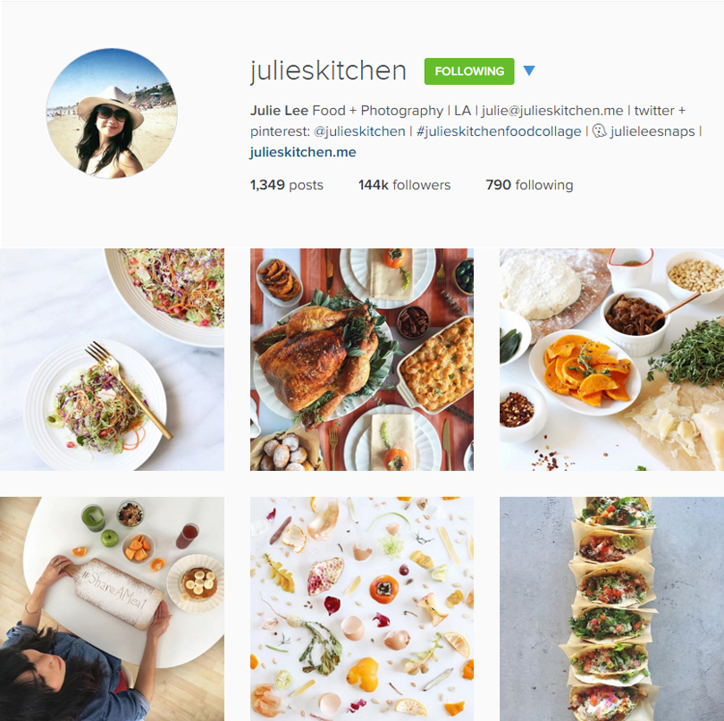 Julie's Kitchen