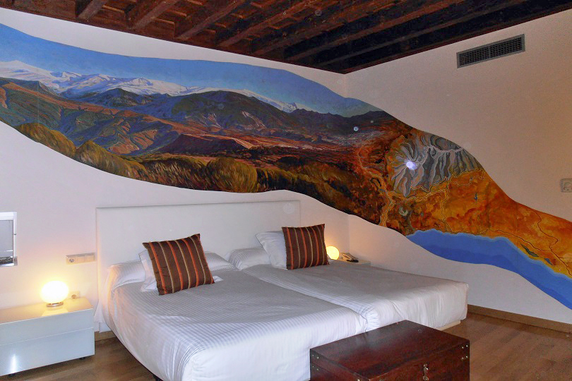 Gar Anat Hotel Boutique, Granada, Spain