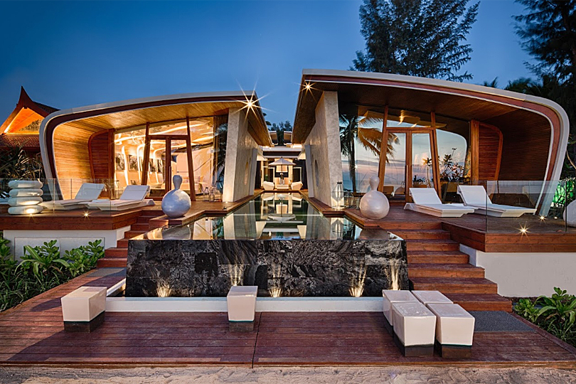 10 Incredible Luxury Villas From Around the World